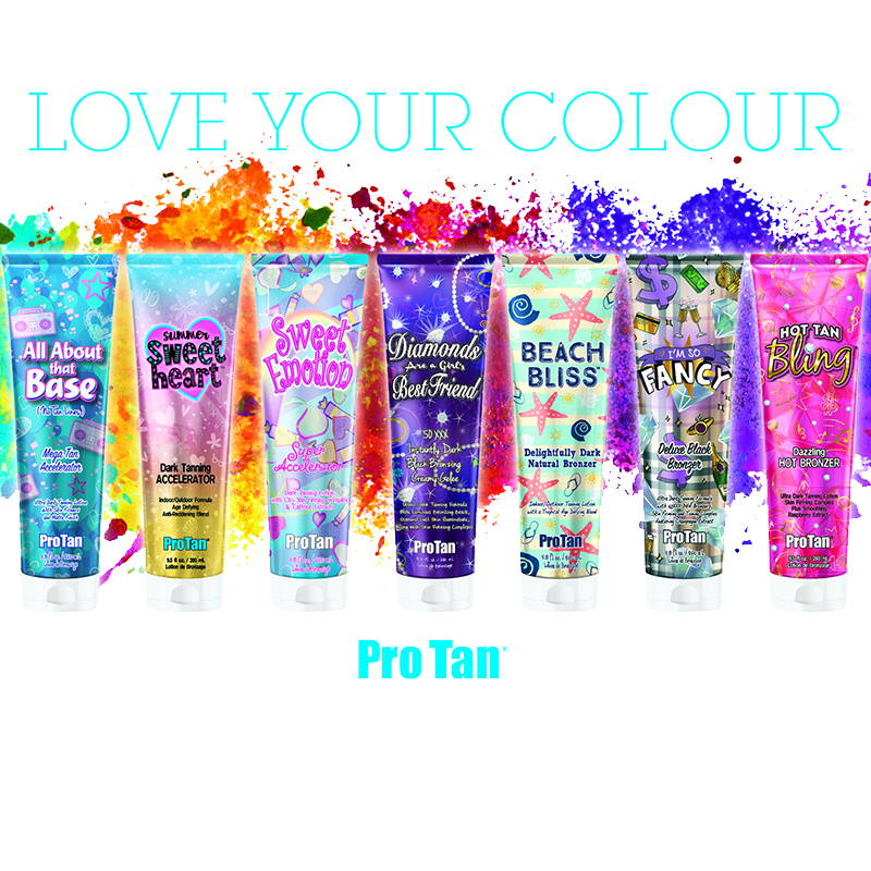 ProTan Love Me Collection